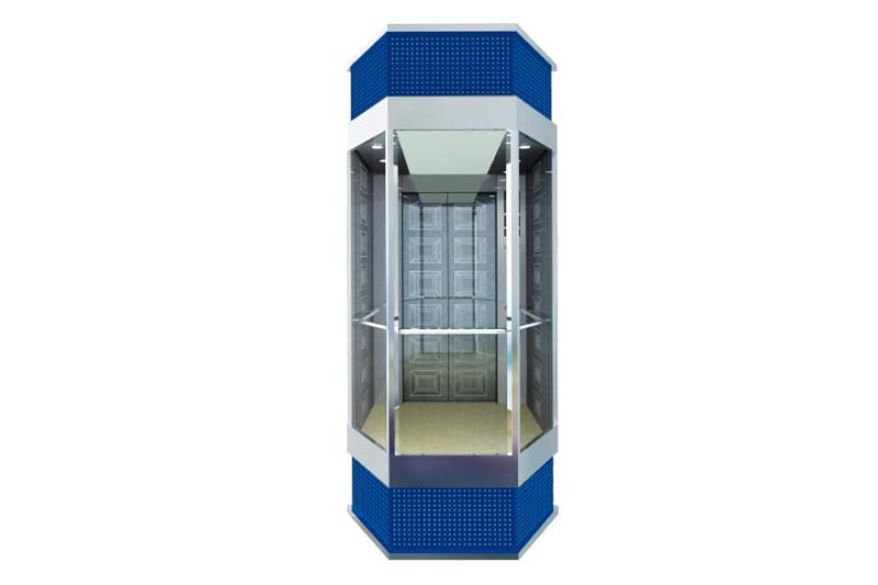 مصعد بانوراما - سلسلة C